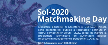 Sol 2020 Matchmaking Day news